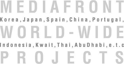 MEDIA FRONT WORLD-WIDE PROJECTS